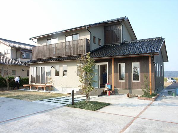 外断熱住宅の設計に取り組む